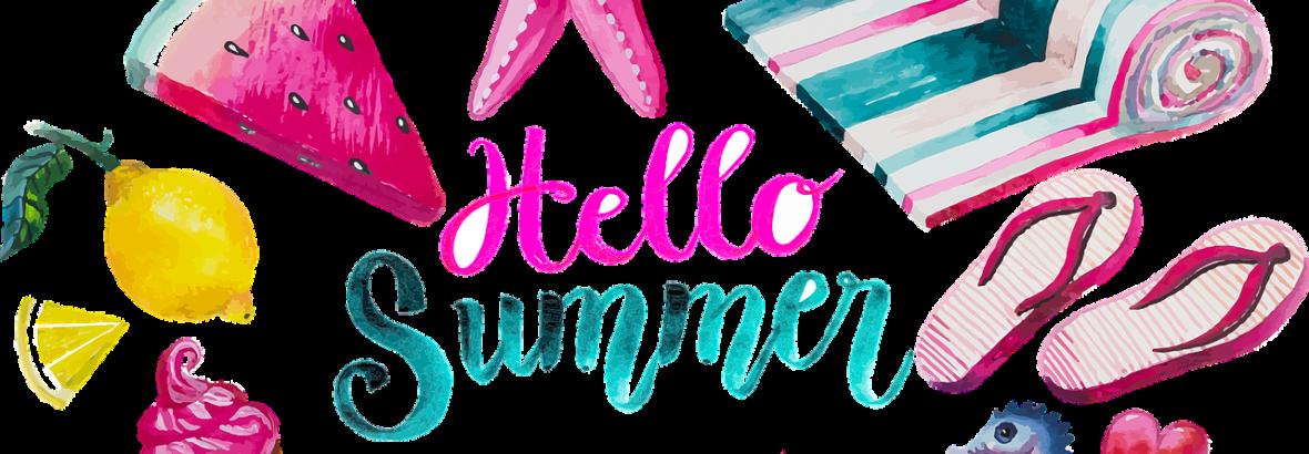 Schöne Sommerferien
